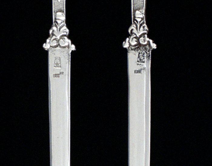 Cortapapeles Ref.431-430 Santiago 14x2cm. Horreo 14x2cm