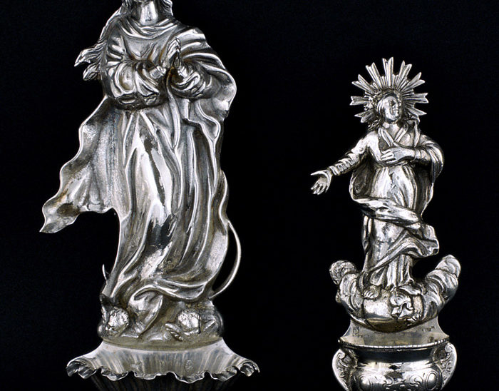 Pilillas Ref.463-455 Virgen Inmaculada 16x7cm