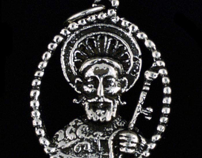 Medalla Ref.477 Santiago Apostol 3.5x3cm