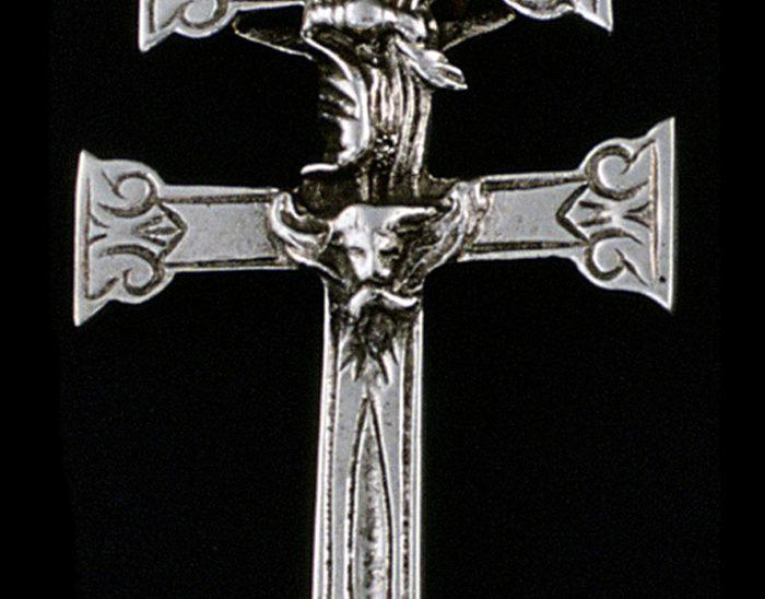 Cruz Ref.577 Cruz de Carabaca 9x4cm