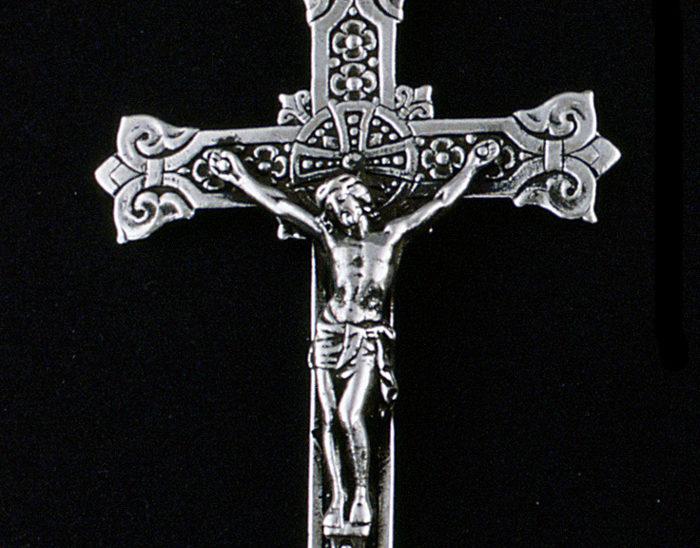 Cruz Ref.580 Crucifijo 6x3cm